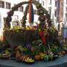 Erntedankbrunnen auf Nikolaikirchhof