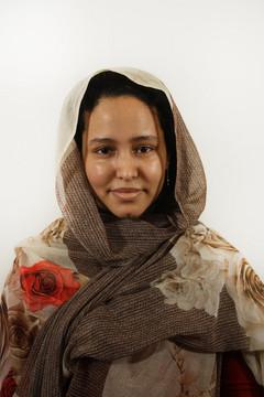 Bild wird vergrößert: Porträtfoto von Khadja Mohamed Bedati