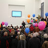 Eröffnung der Leipziger Stadtbibliothek am 27.10.2012 durch OB Burkhard Jung
