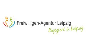 Logo mit Schriftzug Freiwilligen-Agentur