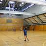 Dreifeldspielhalle der ARENA Leipzig