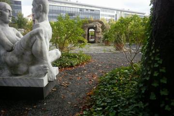 Bild wird vergrößert: Duft- und Tastgarten