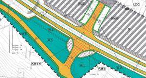 B-Plan Neue Harth-Nord Ausschnitt