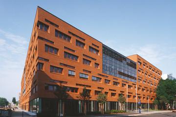 Bild wird vergrößert: Gebäudeansicht BIO CITY LEIPZIG