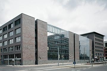 Bild wird vergrößert: Gebäudeansicht Haus des Buches