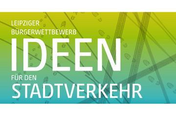 Bild wird vergrößert: Logo Bürgerwettbewerb Ideen für den Stadtverkehr