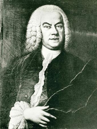 Gemälde des Universitätsprofessorn und Ratsherrn Johann Jacob Mascov, der 1735 Bibliotheksvorsteher wird