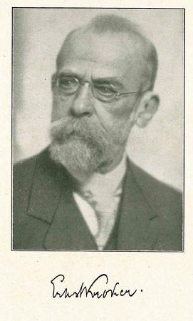 Portrait Ernst Kroker