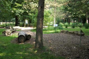 Bild wird vergrößert: Heidegartenausstellung im Wildpark