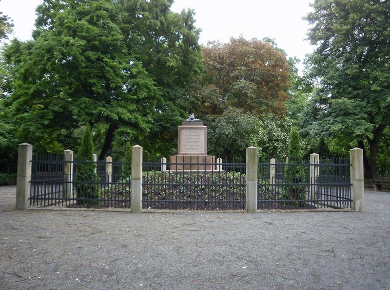Wilhelm-Külz-Park - Stadt Leipzig