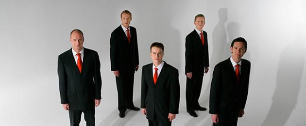 Gruppenbild der Musik von amarcord