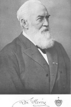 Bild wird vergrößert: Die historische Persönlichkeit Karl Heine.