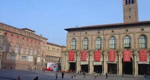 Bologna - Palazzo del Podestà
