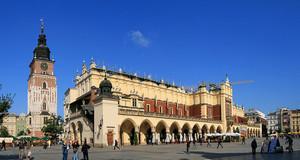 Krakow - Cloth Hall (Sukiennice)
