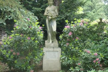 Bild wird vergrößert: Grabstätte Seffner auf dem Südfriedhof