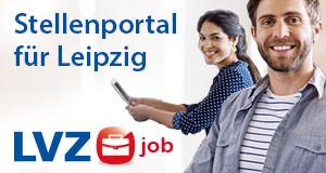 Logo des Stellenportals LVZ job