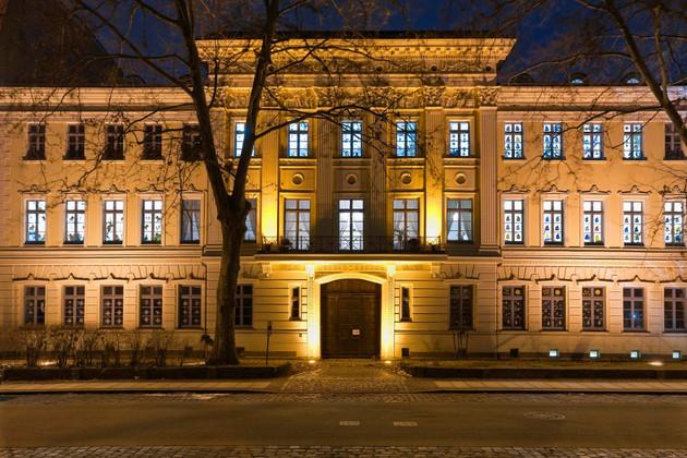 Schumann-Haus in Leipzig. Erste gemeinsame Wohnung von Clara und Robert Schumann.