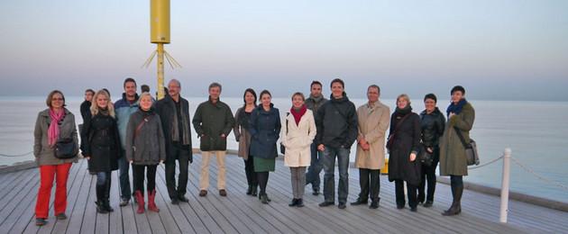EPOurban Projekt Gruppenbild Soppot