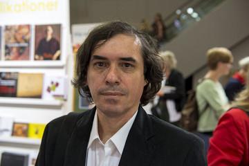 Bild wird vergrößert: Portät Mircea Cărtărescu