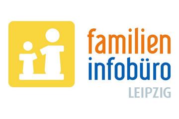 Bild wird vergrößert: Logo des Familieninfobüros Leipzig