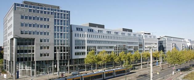Technisches Rathaus in der Prager Straße