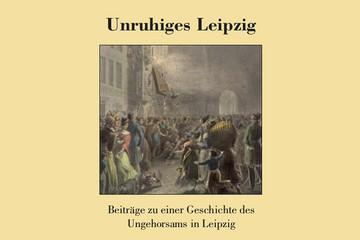 Bild wird vergrößert: Umschlagbild Band 12 der Reihe Quellen und Forschungen zur Geschichte der Stadt Leipzig