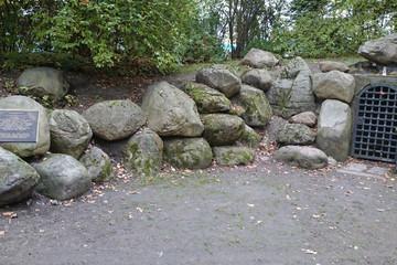 Bild wird vergrößert: Marienquelle im Wilhelm-Külz-Park