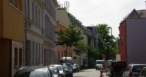 StraßenansichtConnewitz Hermannstrasse