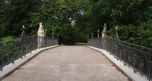 Brücke im Palmengarten