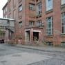 Backsteingebäude der Baumwollspinnerei Leipzig