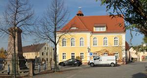Sanierungsgebiet Liebertwolkwitz Rathaus
