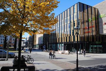 Bild wird vergrößert: Einkaufzentrum Höfe am Brühl