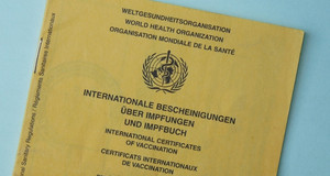 Internationaler Impfausweis