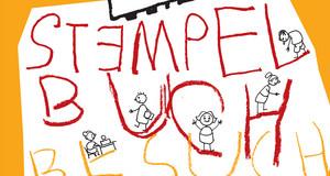 Cover Stempelbuch für Kinder