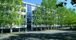 Gebäudeansicht Berufliches Schulzentrum 6 Arwed-Rossbach-Schule
