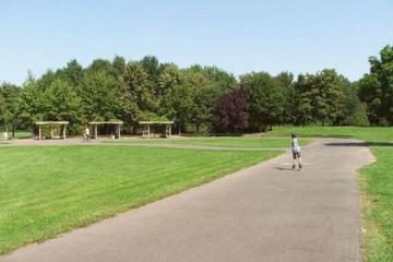 Bild wird vergrößert: Im Erholungspark Lößnig-Dölitz
