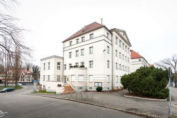 Bild wird vergrößert: Gebäude Rathaus Wiederitzsch