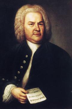 Bild wird vergrößert: Gemälde von Johann Sebastian Bach