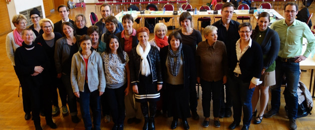 Gruppenbild des Beirates für Gleichstellung