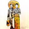 Chinesisches Kulturjahr in Deutschland: Hauptmotiv der Chinatage in Leipzig September 2012