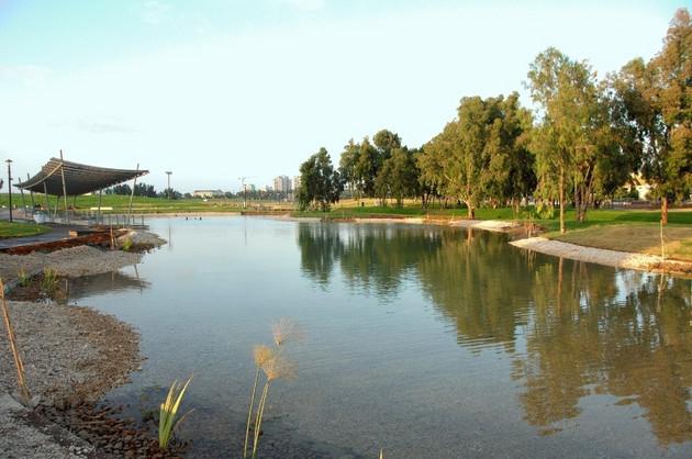 Park in Herzliya