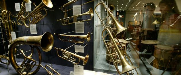 GRASSI Museum für Musikinstrumente