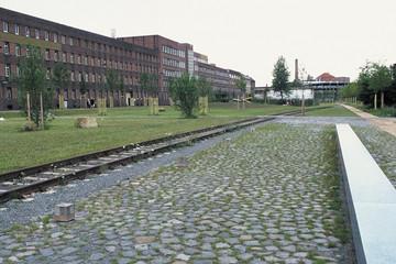Bild wird vergrößert: Stadtteilpark Plagwitz