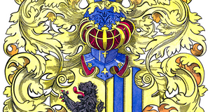 Historic coat of arms of the City of Leipzig