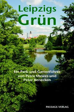 Bild wird vergrößert: Buchtitel Leipzigs Grün