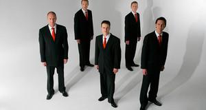 Gruppenbild der Musiker amarcord