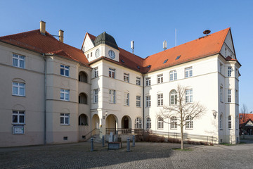 Bild wird vergrößert: Gebäude Rathaus Lindenthal