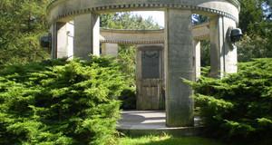 Kriegsgräberstätte in der XX. Abteilung auf dem Südfriedhof