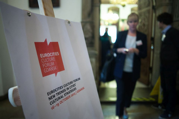 Arbeitsmaterial für das EUROCITIES Kulturforum in Danzig 2013