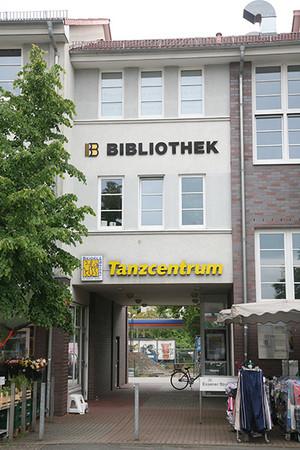 Bibliothek Mockau